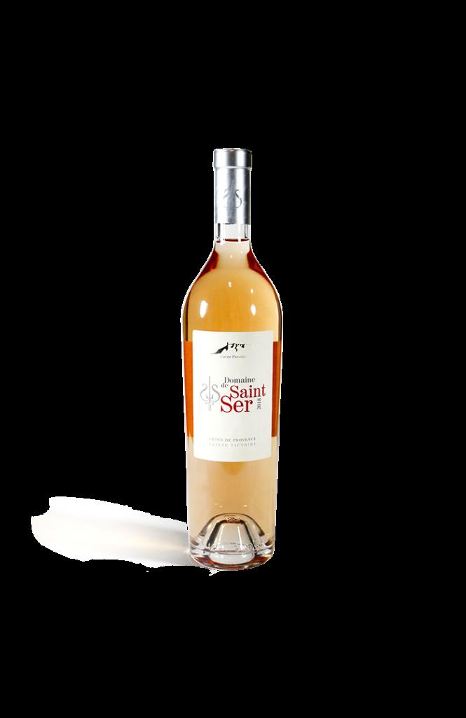Cuvée Prestige rosé </br> 13,50€